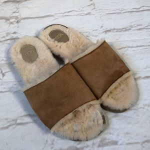 Ugg slippers.  Size 11